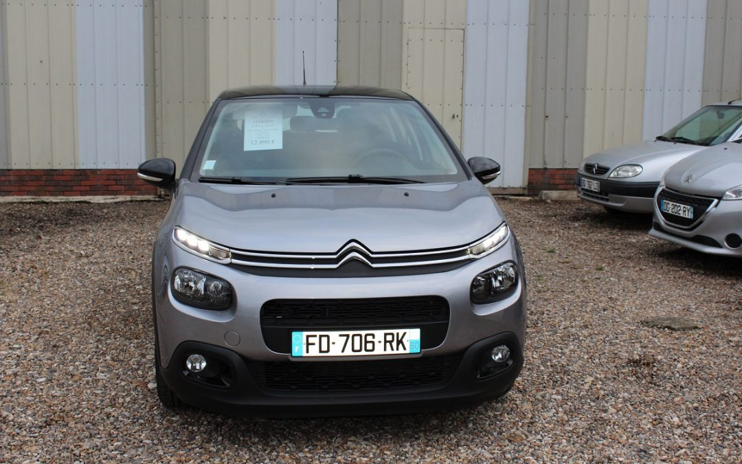CITROEN C3 PURE TECH 68 FEEL