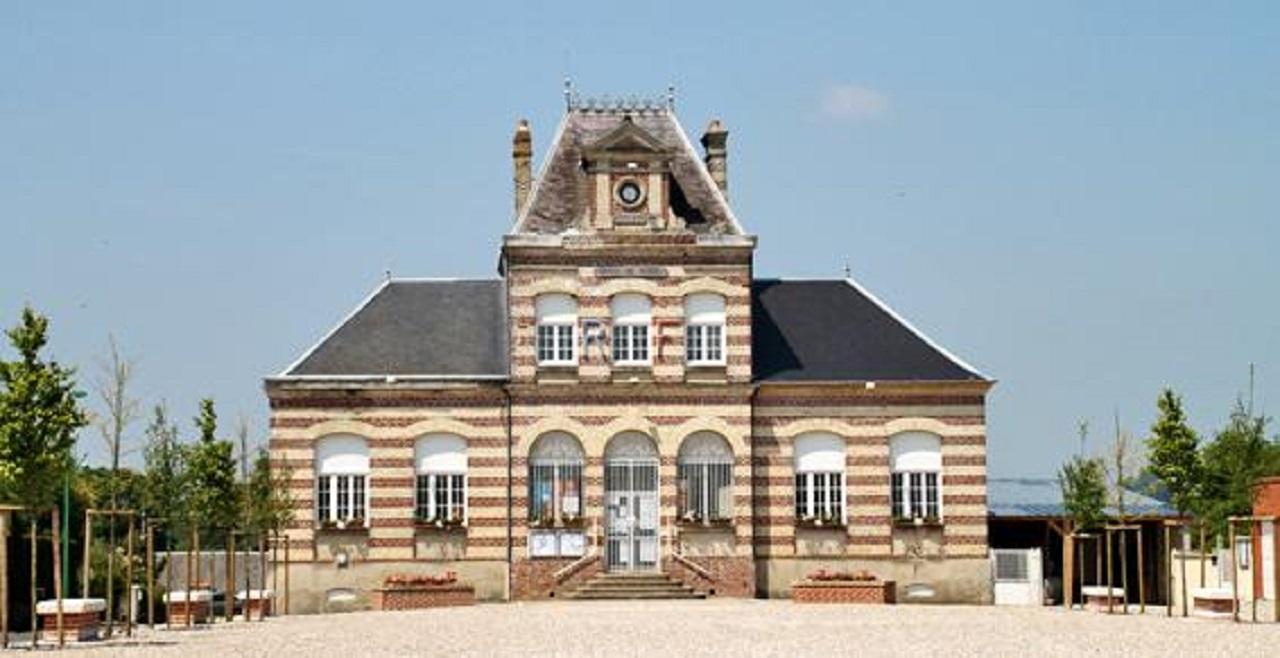 Batiment Mairie