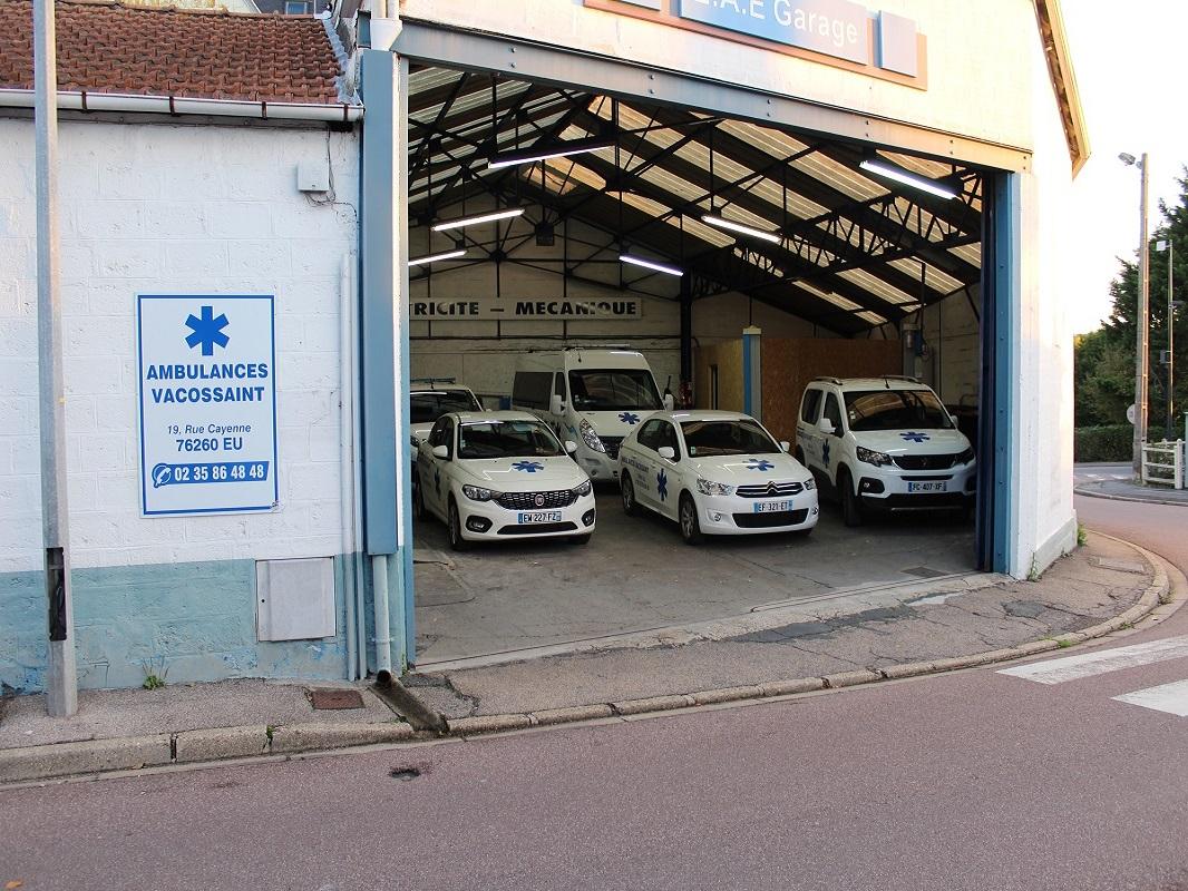 Ambulance Vacossaint